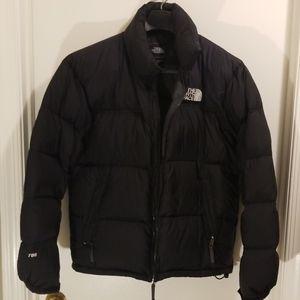 The North Face Down Coat Medium Jacket 700 Great